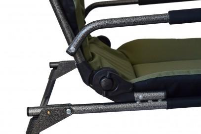 Кресло рыболовное карповое Vario Carp XL 2423, фото 7