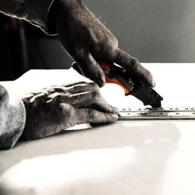 Складной нож Fiskars Pro CarbonMax™ (1027224), фото 4