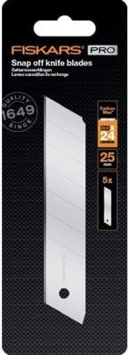 Сменные лезвия Fiskars Pro CarbonMax™ 25 мм 5 шт. (1027233), фото 1