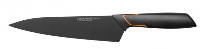 Кухонный нож Fiskars Edge поварской 19 см Black 1003094, фото 1