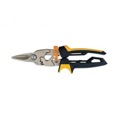 Ножницы для металла Fiskars Pro PowerGear ™ прямые (1027207), фото 1