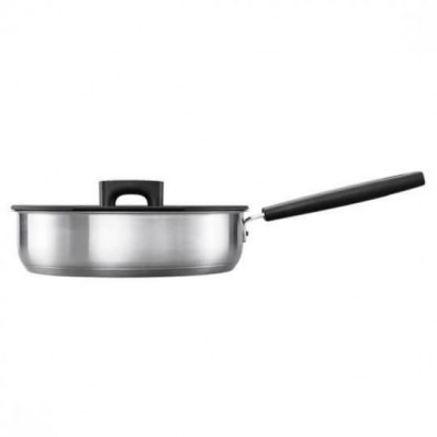 Сотейник Fiskars Hard Face Saute Pan 3,2 л 26см Steel 102525, фото 2