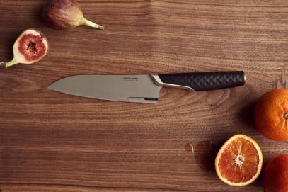 Нож Малый поварской Fiskars Titanium 16 см 1027296, фото 5