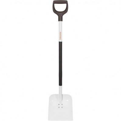 Лопата совковая Fiskars White облегченная 132503 (1019602), фото 1