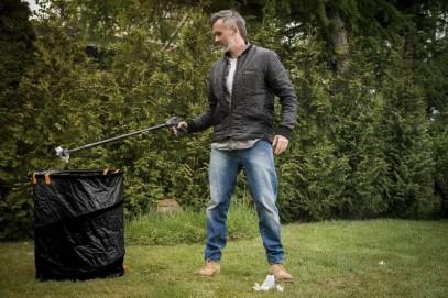 Захват для мусора Solid Fiskars 148522 (1015681), фото 2