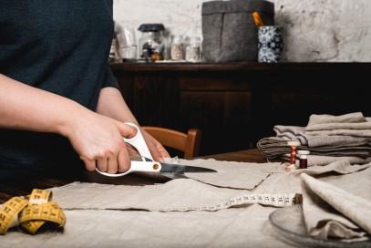 Ножницы для ткани Fiskars Functional Form 24 см 1019198, фото 4
