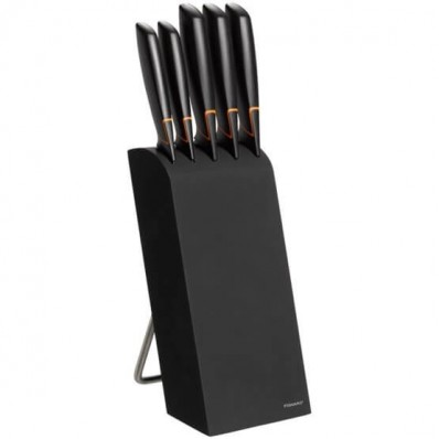 Набор ножей в блоке Fiskars Edge 5 шт 1003099, фото 1