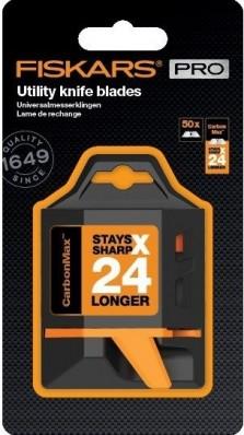 Сменные лезвия Fiskars Pro CarbonMax™ 50 шт. (1027231), фото 1