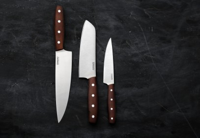 Нож для чистки овощей Fiskars Norr 12 см 1016477, фото 4