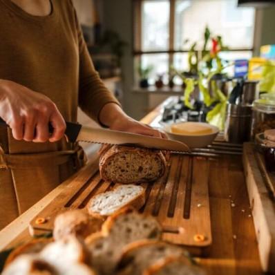 Набор кухонных ножей Fiskars Functional Form ™ 5 шт 1057558, фото 8