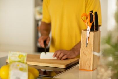 Ножницы Fiskars Classic зиґзаґ 23 см 1005130, фото 6