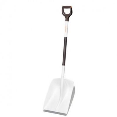 Лопата для уборки снега Fiskars White Snow 1052521, фото 2