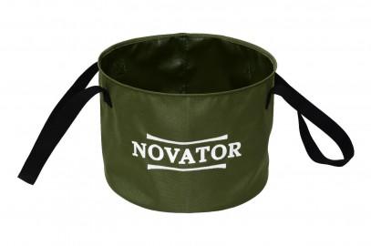 Ведро для прикормки Novator VD-1 (30x23 см) 201955, фото 2