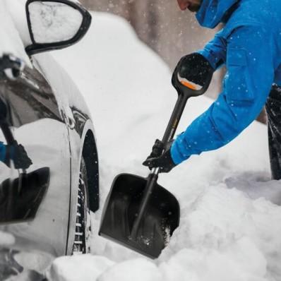 Телескопическая автомобильная лопата для снега X-series ™ 1057187, фото 3