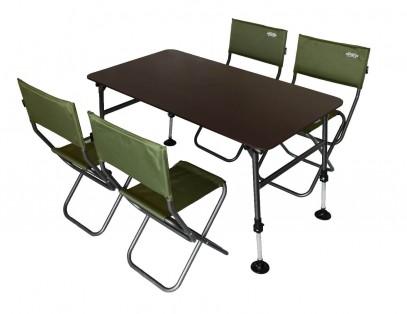 Комплект мебели складной Novator SET-1 (120х65) 201933, фото 2