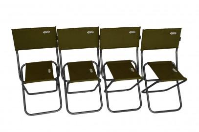 Комплект мебели складной Novator SET-1 (120х65) 201933, фото 11