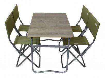 Комплект мебели раскладной Novator SET-5 (100х60) 201961, фото 4