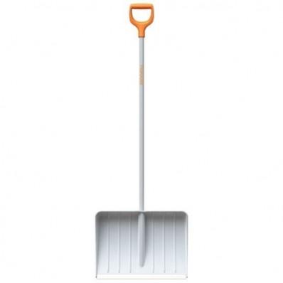 Лопата для уборки снега Fiskars White SnowXpert 143002 (1003606), фото 1