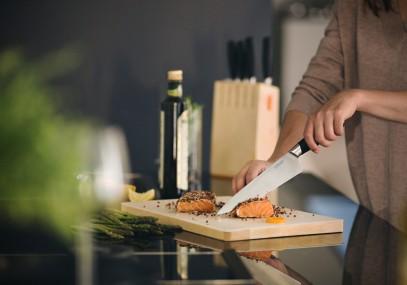 Нож для овощей Fiskars Functional Form Plus 7 см 1016011, фото 2