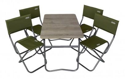 Комплект мебели раскладной Novator SET-5 (100х60) 201961, фото 1