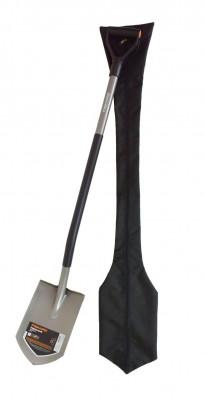 Чехол черный на лопату Fiskars Ergonomic 131427 (1001568), фото 12