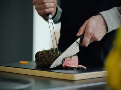Нож для хлеба Fiskars Functional Form Plus 1016001, фото 5