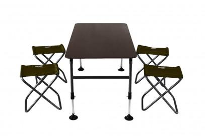 Комплект мебели складной Novator SET-3 (120х65) 201937, фото 4