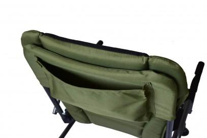 Кресло карповое Novator SR-2 Comfort + подставка Novator Pod-1 Comfort 201918P, фото 8
