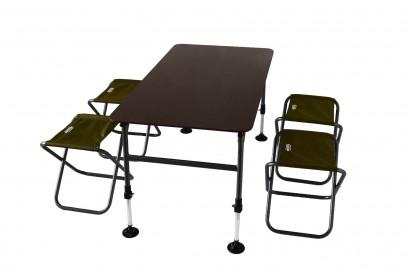 Комплект мебели складной Novator SET-3 (120х65) 201937, фото 6