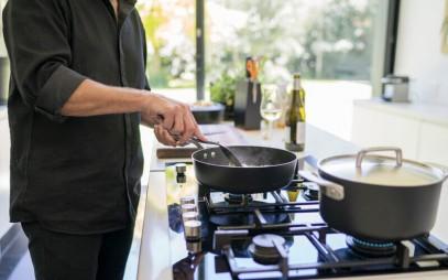 Сковорода Fiskars Rotisser 28 см 1023750, фото 6