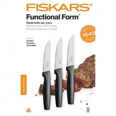 Набор ножей для стейка Fiskars Functional Form ™ 3 шт 1057564, фото 1