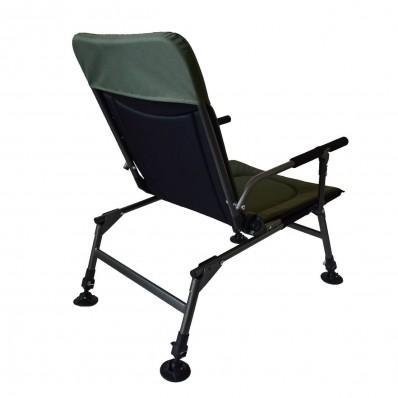 Кресло рыболовное карповое Vario Carp 2421, фото 9