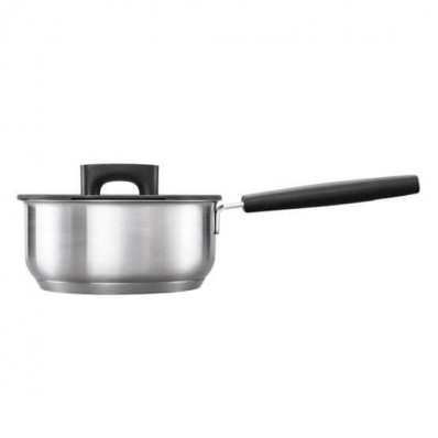 Кастрюля Fiskars Hard Face Sauce Pan 1,8 л 18 см 1025230, фото 1