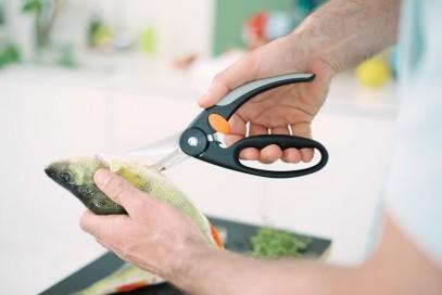 Кухонные ножницы Functional Form Fiskars 22 см 1003034, фото 3
