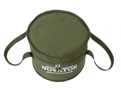 Термо ведро для прикормки Novator VD-3 (30x23 см) 201960, фото 8