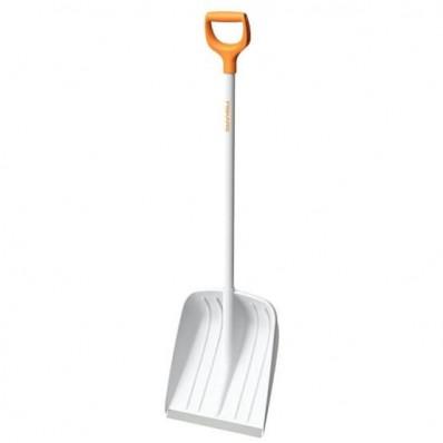 Лопата для уборки снега Fiskars White SnowXpert 141002 (1003605), фото 2