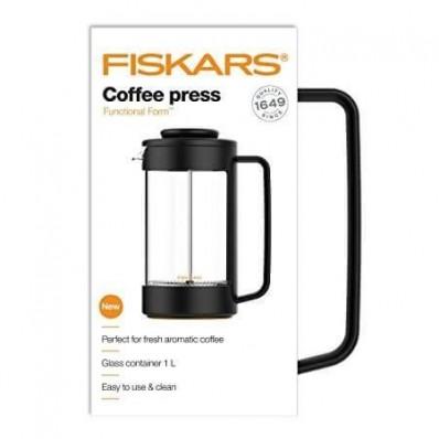 Пресс для кофе и чая Fiskars Functional Form 1016127, фото 3