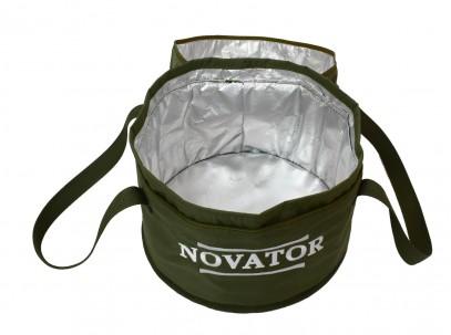 Термо ведро для прикормки Novator VD-3 (30x23 см) 201960, фото 2