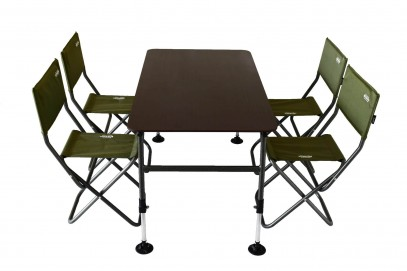 Комплект мебели складной Novator SET-2 (100х60) 201934, фото 1
