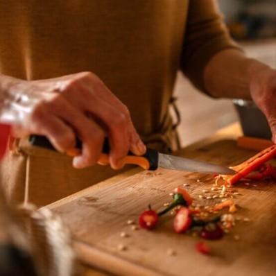 Набор кухонных ножей Fiskars Functional Form ™ 2 шт 1057557, фото 6