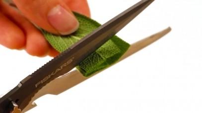 Многофункциональные ножницы Fiskars Cuts+More лезвия с титановым покрытием 23 см 1000809, фото 10