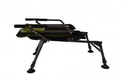 Кресло карповое Novator SR-2 + подставка Novator Pod-1 201917P, фото 9