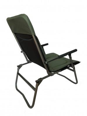 Кресло рыболовное карповое Vario basic 2413, фото 5