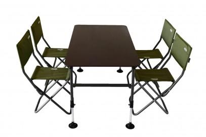Комплект мебели складной Novator SET-1 (120х65) 201933, фото 3