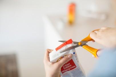Ножницы для поделок Fiskars Classic 10 см 1005143, фото 4
