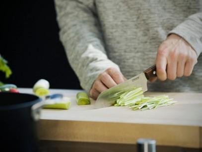 Нож Поварской Fiskars Norr 20 см 1016478, фото 2