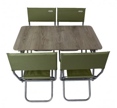 Комплект мебели раскладной Novator SET-5 (100х60) 201961, фото 2