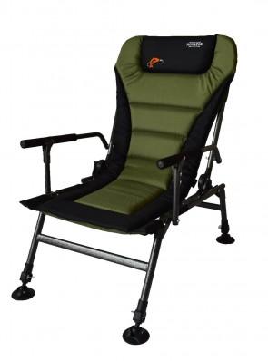 Кресло карповое Novator SR-2 Comfort + подставка Novator Pod-1 Comfort 201918P, фото 3