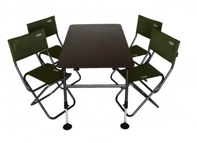 Комплект мебели складной Novator SET-1 (120х65) 201933, фото 1
