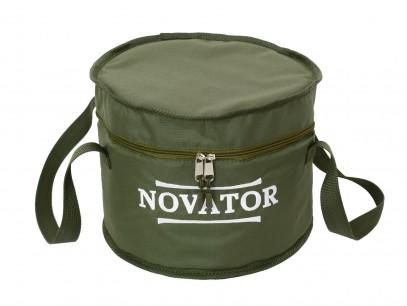 Термо ведро для прикормки Novator VD-3 (30x23 см) 201960, фото 4